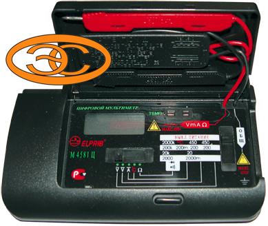 Контрольно-измерительный прибор мультиметр М4581Ц.  Главная  тестеры, мультиметры (производство СНГ)  М4581Ц.