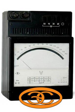 схема электрическая э5